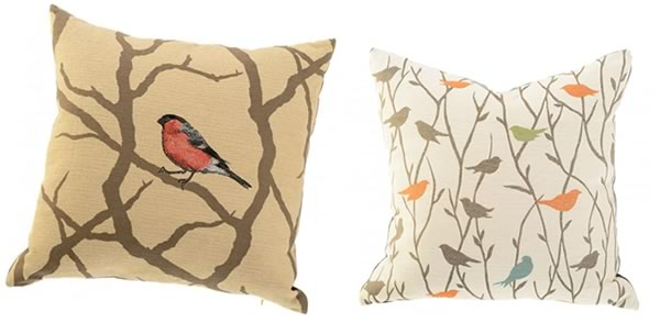 Cobi Style Bird Pillows