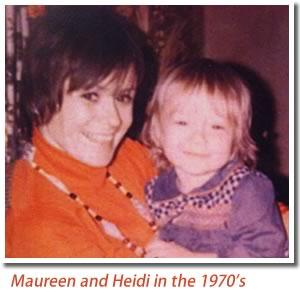 Maureen and Heidi