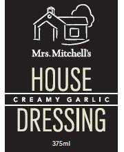 Mrs. Mitchell's Salad Dressing