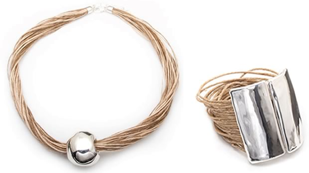 Israeli silver jewellery