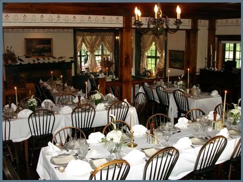 Wedding at Mrs Mitchell 39s Restaurant